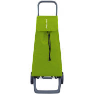 Rolser Jet LN Joy nákupní taška na kolečkách, limetkově zelená