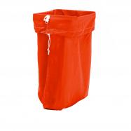 Pytel na prádlo, 700x1100 mm, červený