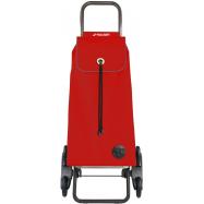 Rolser I-Max MF Rd6 nákupní taška s kolečky do schodů, červená
