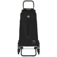 Rolser I-Max MF Logic Rd6 nákupní taška s kolečky do schodů, černá