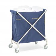 Skládací vozík na prádlo