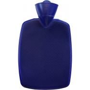Termofor Hugo Frosch Classic s vysokým drážkováním - modrý, zvýšená tepelná izolace