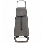 Rolser Jet Tweed JOY nákupní taška na kolečkách, světle šedá