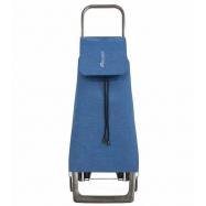 Rolser Jet Tweed JOY nákupní taška na kolečkách, modrá