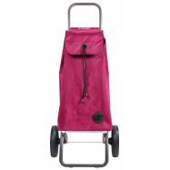 Rolser I-Max MF Logic RSG nákupní taška na velkých kolečkách, vínová