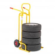 Vozík na pneumatiky, 200 kg