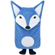 Dětský termofor Hugo Frosch Eco Junior Comfort s motivem modré lišky
