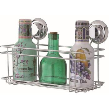 Velká police do kuchyně bez vrtání Compactor - Bestlock systém, nosnost až 12 kg