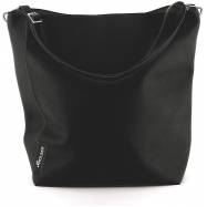 Rolser Vegan Bag nákupní taška, černá