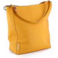 Rolser Vegan Bag nákupní taška, žlutá