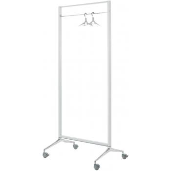 Pojízdný stojan na oblečení Caimi Brevetti Archistand 86 cm, bílý