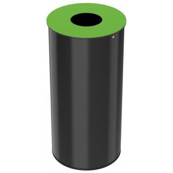 Koš na tříděný odpad - barevné sklo, Rossignol Neotri 52304, 50 L, zelený
