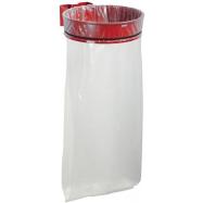 Držák na pytel pro tříděný odpad Rossignol Ecollecto Essentiel, 57095, 110 L, červený