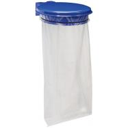 Držák na pytel pro tříděný odpad Rossignol Collecmur Essentiel, 57957, 110 L, modré víko