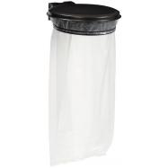 Držák na pytel tříděného odpadu Rossignol Collecmur Extreme, 57806, 110 L, černé víko