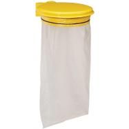 Držák na pytel pro tříděný odpad Rossignol Collecmur Extreme, 57803, 110 L, žluté víko