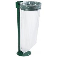 Venkovní stojan pro pytel na odpad Rossignol Ecollecto Extreme 57821 110 L, mechově zelená