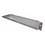 Hliníková víceúčelová rampa 1500x694 mm