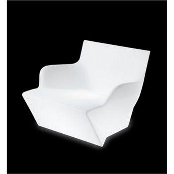 Svítící designové křeslo KAMI SAN