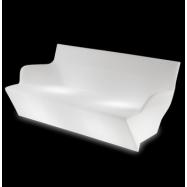 Designové svítící dvojkřeslo KAMI YON