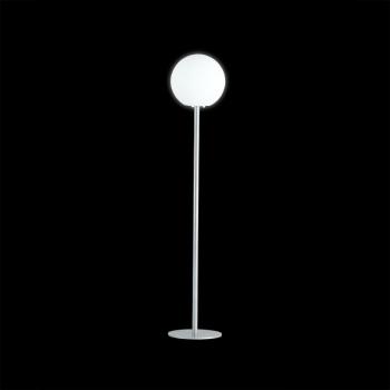 Designová stojací lampa PIANTANA GLOBO