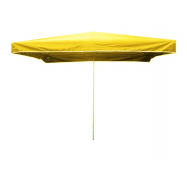 Prodejní slunečník 3x2m žlutý 8kg