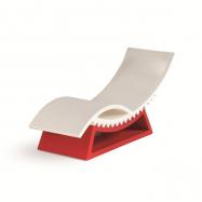 Designové relaxační lehátko Tic Tac