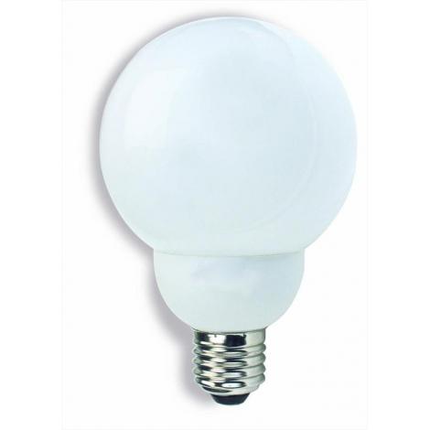 Kulatá úsporná žárovka Slide 11W e27