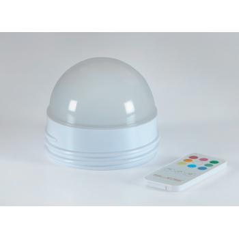 RGB LED panel na baterii Candy light