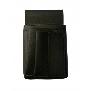 Číšnická kapsa, pouzdro - New Barex, černá, imitace kůže