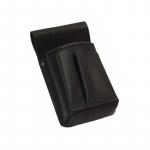Velmi luxusní kožené číšnické pouzdro / kapsa na pásek za skvělou cenu, z vysoce kvalitní pravé hovězí kůže.