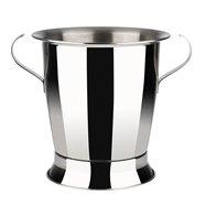 Chladič lahví Ø 23 cm, stříbrný