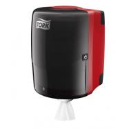 Tork Zásobník na malé role - Unibox, barva černá/červená
