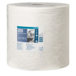 Měrná jednotka: role. Utěrka TORK Advanced 420 je určena k většímu mechanickému namáhání, na utírání mastnot, olejů a barev. Hodí se do provozů s vyšší spotřebou, vhodná pro utírání sítotisku. Dvouvrstvá utěrka TORK v bílé barvě je vyrobena z hybrid papíru (jedna vrstva prvotřídní recykl, druhá vrstva TAD papír).