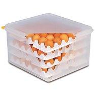 Nádoba na vajíčka z víkem 354x325x200 mm