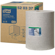 Tork Premium 520 šedá (malá kombi role v boxu), návin 148 m, 1 role