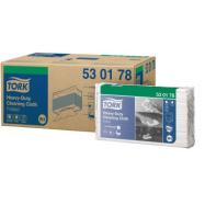 Tork Premium 530 bílá - Top Pack, skládaná, 100 ks