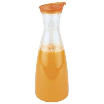 Karafa z polykarbonátu 1,6 l, oranžové víko