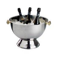 Mísa na šampaňské s úchyty ø 420x300 mm