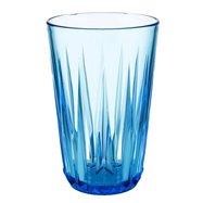 Sklenice z modrého tritanu 0,3 l