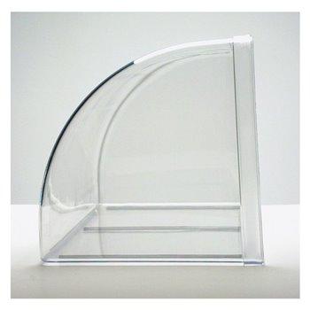 Výstavní vitrína z plastu 635x250x250 mm