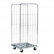 Klecový vozík, 2 bočnice