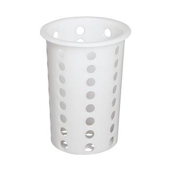 Košík na příbory z polypropylénu ø 97x137 mm