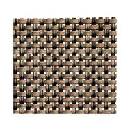 Podložka na stůl 450x330 mm, v barvě béžově-hnědá