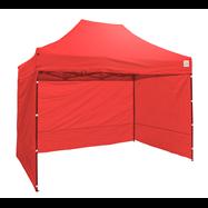 Párty stan STANDARD - 3m x 2m - červený