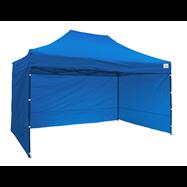 Párty stan STANDARD - 3m x 4,5m - modrý