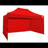 Párty stan STANDARD - 3m x 4,5m - červený