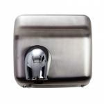Osoušečz nerezové oceli na ruce a obličej, který má extrémně silný motor a je ideální pro zařízení, která zvládne dlouhodobé, zatěžové využití.