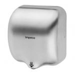Osoušeč rukou Stream Flow Turbo, elegantní, moderní, nerezová ocel. Ideální pro oblasti s velkým provozem.