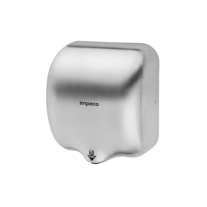 Automatický osoušeč rukou Stream Flow stříbrný matný